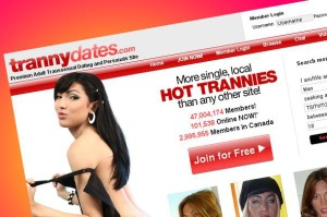 shemale dating trannydates
