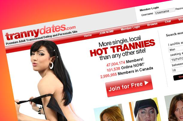 Shemale Web Sites